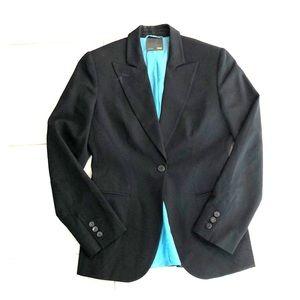 Fendi BEAUTIFUL sport suit Blazer black 100% Auth